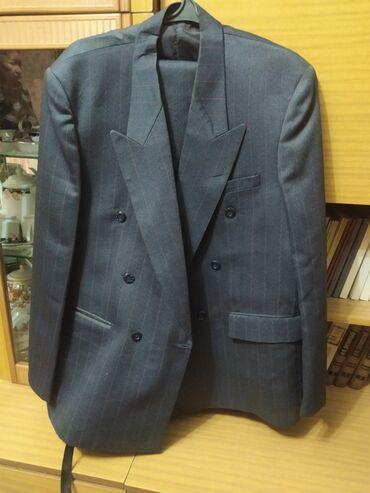 Мужской костюм 46 размера.почти не одевали, будет скидка