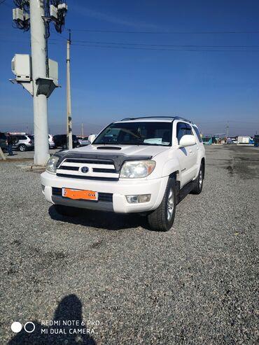Toyota 4Runner 4 л. 2004   170000 км