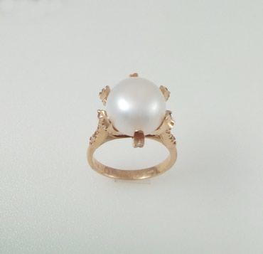 Кольцо из красного золота, 585 проба. в Бишкек