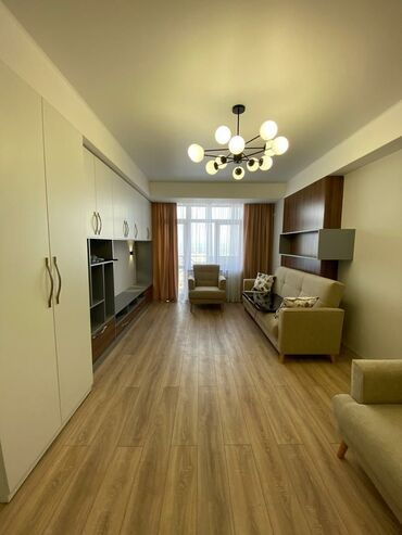 Apartment for rent: 3 bedroom, 120 sq. m, Bishkek