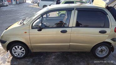 daewoo matiz запчасти в Кыргызстан: Daewoo Matiz 0.8 л. 2008 | 100000 км