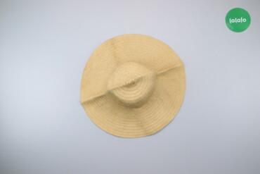 Літній плетений капелюх Calliope   Загальний діаметр: 40 см Внутрішній