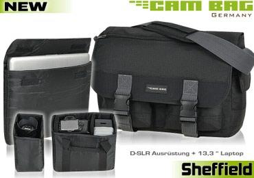 Tasna za fotoaparat CAMBAG SHEFFIELD DINA4 XL - Vrsac