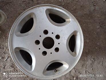 диски моноблок в Кыргызстан: Диски Моноблок R16 в идеальном состоянии 4шт не варинный и не битый