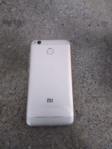 xiaomi redmi 4x аккумулятор купить в Кыргызстан: Б/у Xiaomi Redmi 4X 16 ГБ Золотой