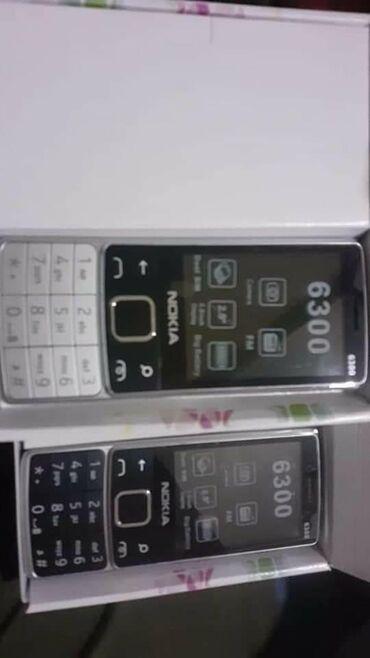 PONOVO DOSTUPNA CRNA I SIVA Mobilni telefon NOKIA 6300 Dual SIMEkran