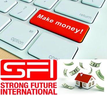 Ozbiljnoj američkoj kompaniji Strong Future International (SFI), - Beograd