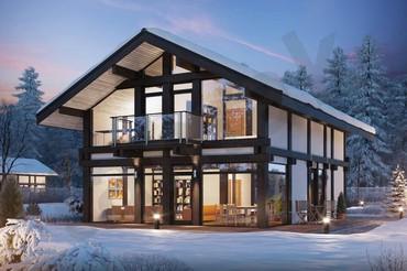 Бюджетное строительство домов, пристроек, надстроек, фасадно-монтажные