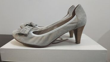 Ženska obuća | Srbija: Kozne Antonella Rossi salonke, plaćene 5990. Veličina 39