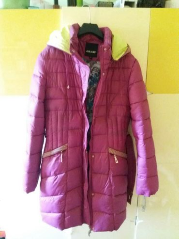 женский пальто размер 46 в Кыргызстан: Пальто теплое. Размер 46