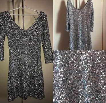 Jednom obucena haljina, s/m velicina - Belgrade