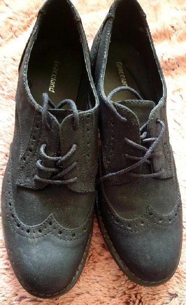 Ženska obuća | Zagubica: Oksfordice, broj 38, bukvalno jednom obuvene, nove, kupljene u
