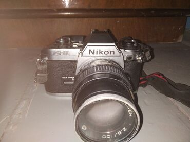 cd privod dlja pk в Кыргызстан: Фотоаппарат Nicon FG-20,Гранит 11H,PK-13,NISSIN AUTO250,2 съёмных