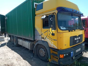 Шины для грузовиков - Кыргызстан: Продается MAN 26 414.Год 2000.Лентяйка.Ретардо.В отличном