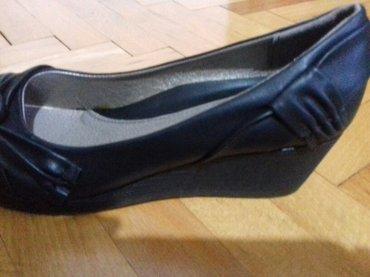 Nove crne cipelice. Imaju malu platformu. Broj 36. - Kraljevo