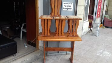 kuxna - Azərbaycan: Kuxna stol stulu