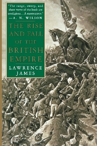 THE RISE AND FALL OF THE BRITISH EMPIREGreat Britain's geopolitical