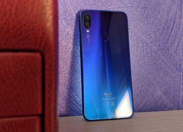 джойстики чехол в Кыргызстан: Б/у Xiaomi Redmi Note 7 32 ГБ Синий