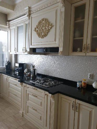 Кухни белые выглядят ярко, свежо и современно Кухни в белом стиле в Бишкек