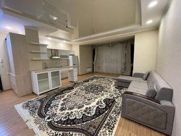 Долгосрочная аренда квартир - Бишкек: Сдаю 3х комнатный квартира в новом доме средний Джал сдается на