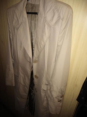 Zenski mantili - Srbija: Zenski mantil PS Fashion, velicina 38. Obucen nekoliko puta