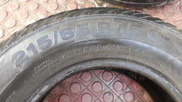 diski teker 195 65 15 - Azərbaycan: 1 eded Tekeri.215/65/15/