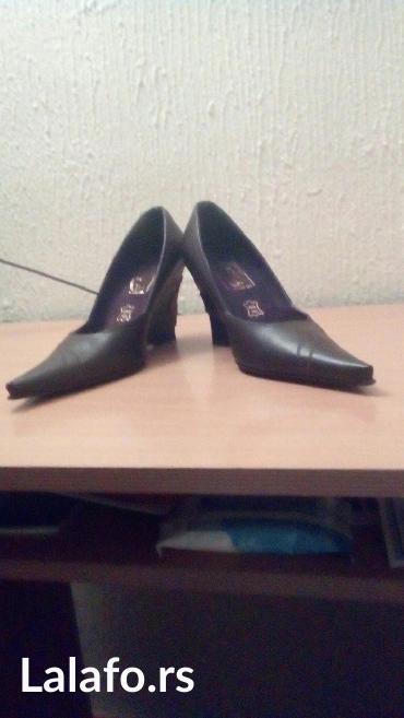 Nove cipele, braon boje, veličina 40