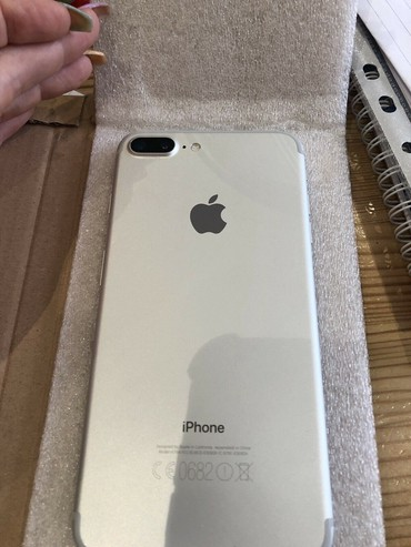 Apple iPhone 7 plus - 128GB - srebrna - Dimitrovgrad - slika 3