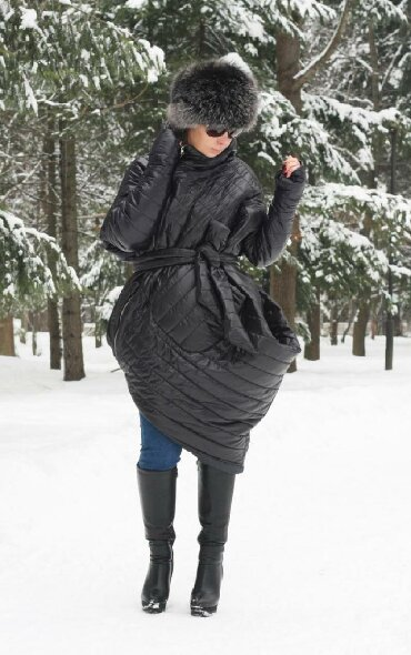 подарки женщине на день рождения в Азербайджан: Пальто для женщин, теплое стеганое пальто, пальто с капюшоном