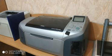 Цветной принтер Epson stylus photo R300 в Бишкек