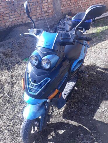 Транспорт - Кыргызстан: Скутер 4 тактный 125 куб. Не на ходу Карбюратор провод