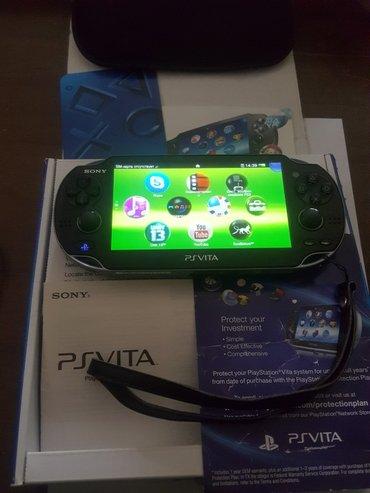 Sony psp vita коробка документы флешка на 16 в Лебединовка
