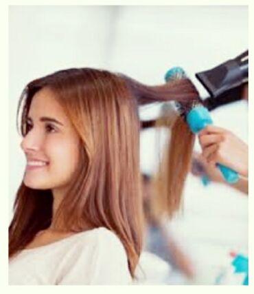 Салоны красоты в Кыргызстан: Срочно требуется в салон красоты (мастер )парикмахер универсал !!!