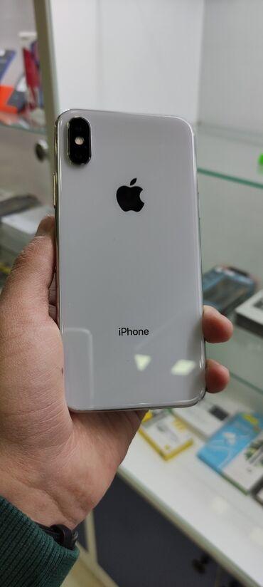 авторынок город ош в Кыргызстан: Б/У iPhone X 256 ГБ
