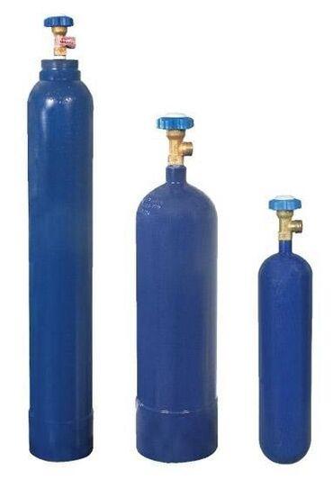 Tibbi oksigen balonlarinin doldurulmasi adrese çatdirilmasi