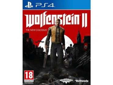games-for-3ds в Кыргызстан: Wolfenstein 2 the new colossus на ps4 полностью на русском языке