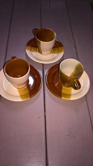 N o v e šoljice za kafu,6 komada-ceo komplet - Zrenjanin