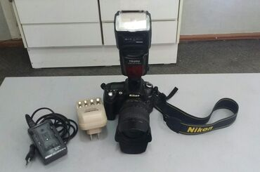 Fotoaparatlar - Gəncə: Nikon D90
