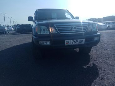 Lexus LX 2003 в Бишкек