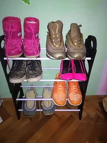 Nameštaj - Zajecar: Cipelarnik za Vašu obuću na 4 nivoaCENA 1000Imate veliki broj cipela