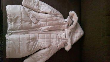 Koton jakna za devojčice, bež boje, malo nosena, u odličnom stanju. - Novi Sad