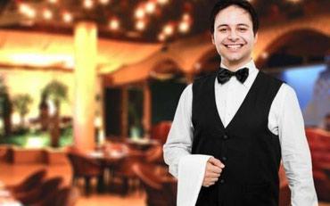 """Требуется гостевой менеджер в кафе """"Рахат"""" в Бишкек"""