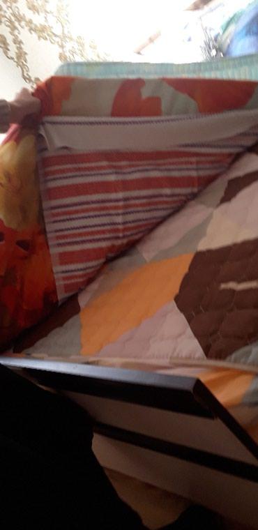 Кровать с матрасом в ширину 1 м 64 см и 2 в Бишкек