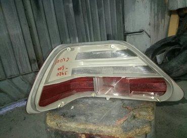 Правый задний фонарь хелла от мерседес  в Бишкек