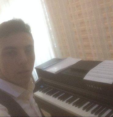 Bakı şəhərində Pianist işi axtarıram
