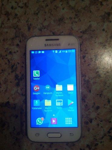 Sumqayıt şəhərində Samsung  yeni kimidir. Az istifadə olunub.Telefon təmir olunmayıb.