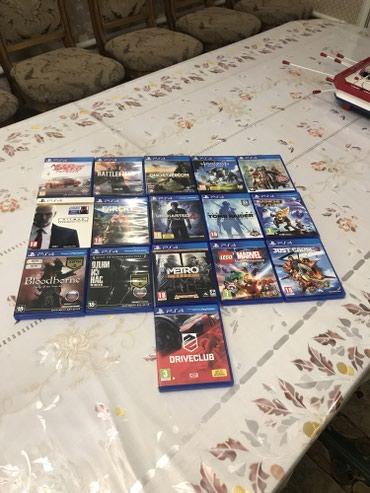 Игры на Ps4,Playstation 4 , ЦЕНЫ РАЗНЫЕ!, Battlefild 1 в Бишкек