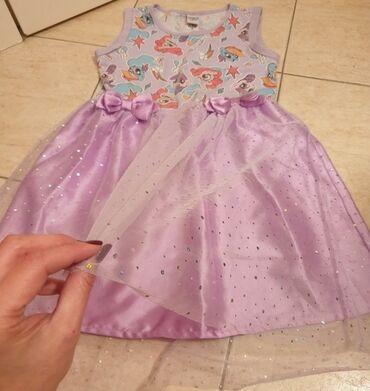 My LITTLE PONY - moj mali poni haljina sa tilom i cirkonima -