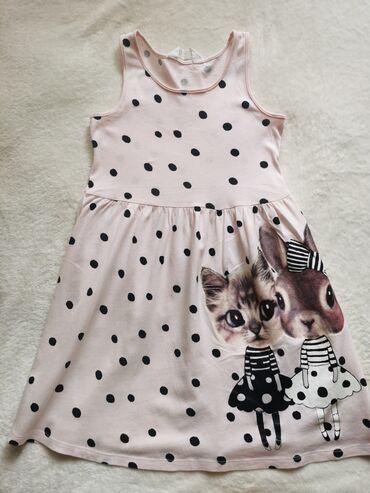 Za decu | Beograd: H&M haljina Uzrast 122-128(6-8 god) U odličnom stanju