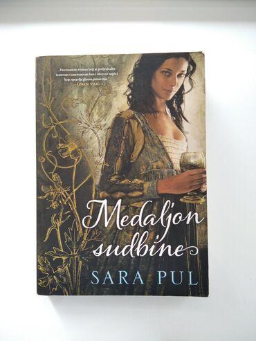 Medaljon Sudbine - Sara Pul. Nova bukvalno neotvarana knjiga. U